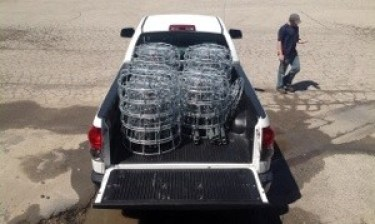 Photo of 19 Titan Pro baskets