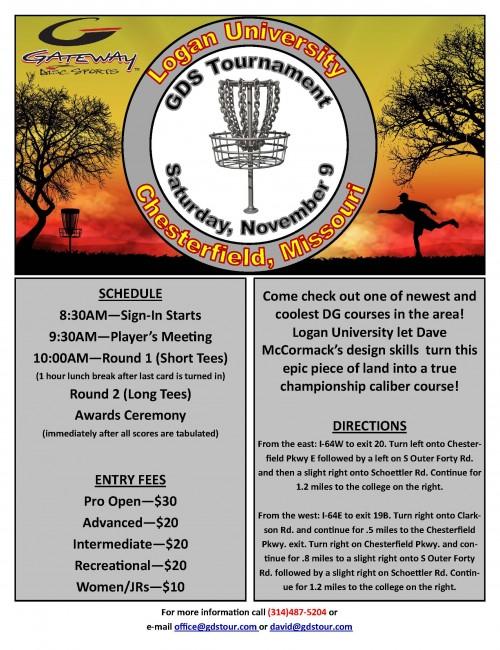 Logan Inaugural Tournament