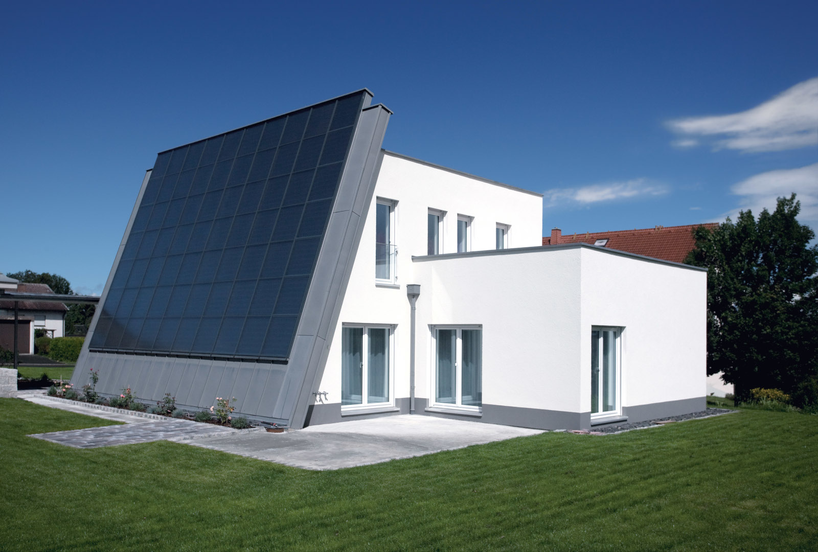 Fenster Bauhaus From Bauhaus To Solar House