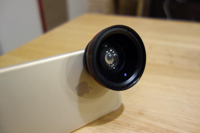 Mactrem魚眼スマホ用レンズ-5
