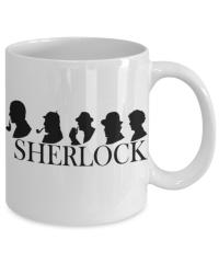 Sherlock Holmes Ceramic Coffee mug Coffee tea Cup | eBay