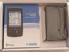 Gear Diary The i mate Ultimate 6150 Unboxed and Discussed photo