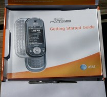 Gear Diary First Impressions of the AT&T Pantech Matrix Pro photo