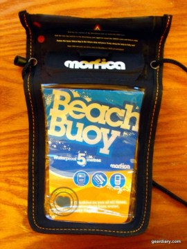 Gear Diary Review: Proporta Beach Buoy photo