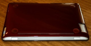 Gear Diary The Speck Products See Thru Slim Hard Shell Case for MacBook Air Review photo