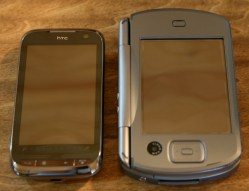 Gear Diary Initial Thoughts on the HTC Touch Pro2  photo