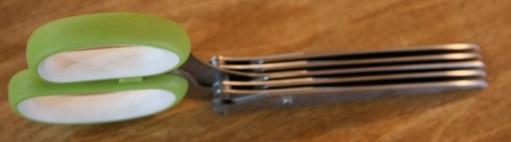 Gear Diary The Useful Things Herb Scissors Review photo