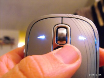 Gear Diary Review: Kensington SlimBlade Bluetooth Presenter Mouse photo