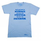Gear Diary Tweet Tees Add Geek Street Cred (and a Possible $500 in Your Pocket) photo