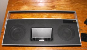 Gear Diary Review: Altec Lansing inMotion CLASSIC photo