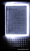 Gear Diary Enlighten, Case Mates Gorgeous New Lighted Kindle2 Cover photo