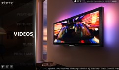 Gear Diary XBMC Project Releases Version 9.11 Camelot Xbox Media Center photo