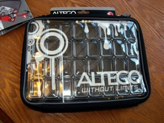 Gear Diary Review: Altego Clear Laptop Sleeve photo