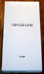 Gear Diary Ten Things We Like About the HTC Google Nexus One, and Five Things We Dont photo