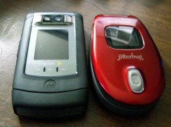 Gear Diary Samsung Jitterbug J Mobile Phone Review photo