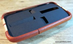 Gear Diary The Amazing Miniot iWood Cobra iPhone Case photo