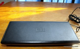 Gear Diary Review: Altec Lansing IMT320 inMotion Compact photo