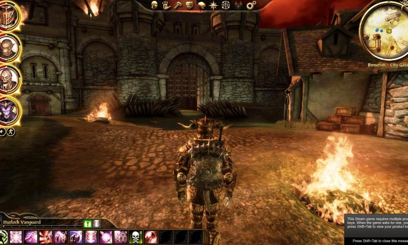 Dragon Age Darkspawn Chronicles ss1