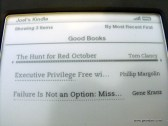 Gear Diary Amazon Kindle 2.5 Software Update Makes the Kindle Even More Addicting to Use photo