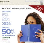 Barnes Noble Coupon