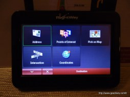 Gear Diary Review: Rightway 550 GPS Keeps You On Track Without Breaking Your Wallet photo