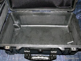 Gear Diary Review: Pelican 1015 Laptop Overnight Case photo