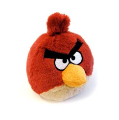 Gear Diary Christmas Gift Idea for the Angry Birds fan: Angry Birds Plush Toys! photo