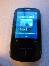 Gear Diary Review: Sandisk Sansa Fuze+ Media Player photo