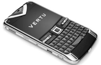 Gear Diary Vertu Constellation Quest Adds QWERTY Keyboard photo
