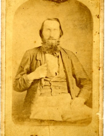 O'Papa's Father (killed at Gettysburg)