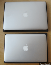 Gear Diary MacBook Air Gear: AUTUM Straight Jacket, an Insanely Simple Leather Laptop Sleeve photo