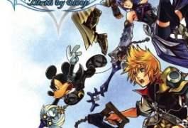 Kingdom Hearts Birth By Sleep Box