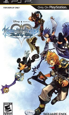 Kingdom Hearts Birth By Sleep Box