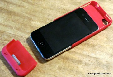 Gear Diary iPhone 4 Accessory Review: Tekkeon myPower Extended Battery Case photo