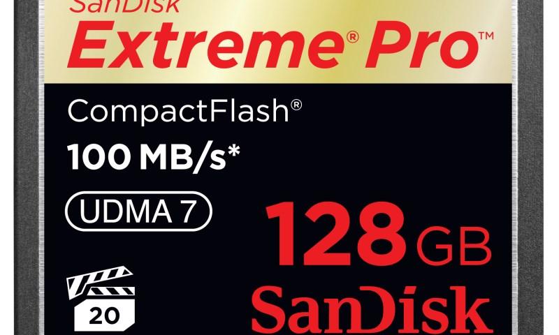 ExtremePro VPG CF 128GB