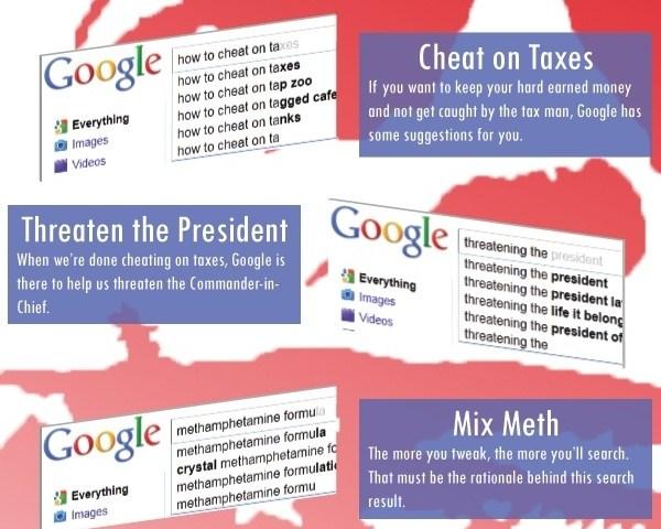 Google Censoring