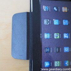 Gear Diary iPad Accessory Review: The Kensington KeyFolio Wireless Keyboard Case  photo