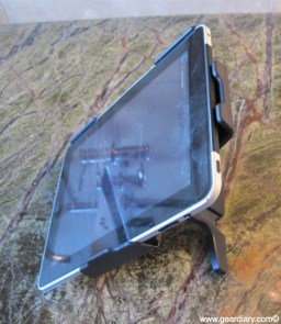Gear Diary iPad Accessory Review: ProClips MultiStand photo