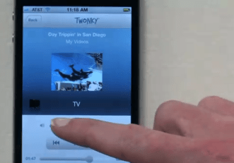 Gear Diary Turn Your iPhone Into the Ultimate Wireless Media Remote with Twonky photo