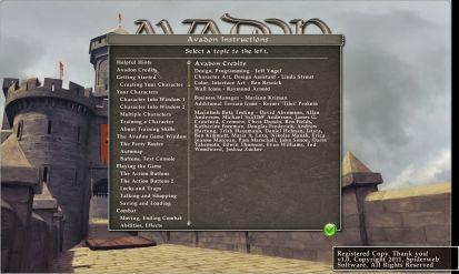 Avadon Mac SS01