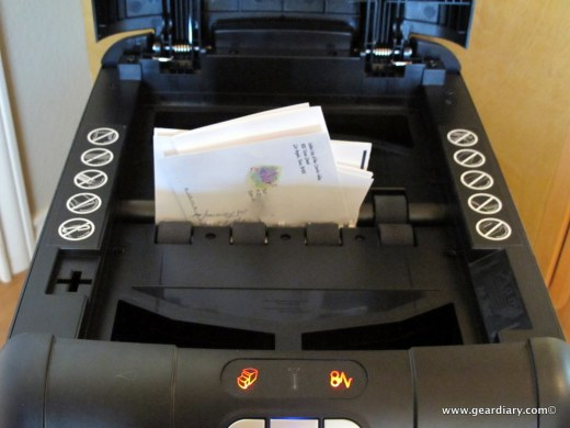 The Swingline Stack-and-Shred Cross Cut Shredder Review