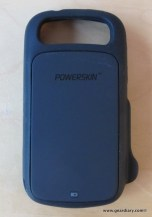 Gear Diary Android Phone Accessory Review: PowerSkin Battery Case for MyTouch 4G photo