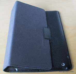 Gear Diary iPad 2 Case Review: Yoobao Executive Genuine Leather Case for iPad 2 photo