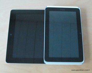 Gear Diary Android WiFi Tablet Review: The HTC Flyer and HTC Scribe Digital Pen photo