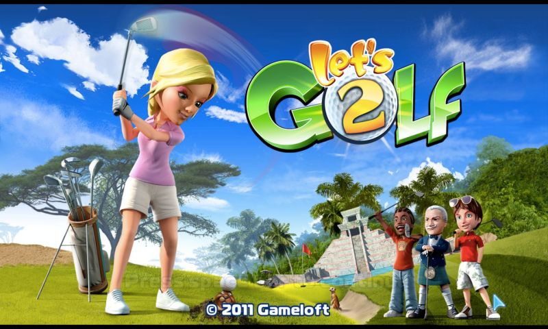 Let's Golf 2 Mac1