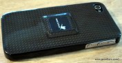 Gear Diary iPhone 4 Gear Review: monCarbone Magnet Force Carbon Fiber Case photo