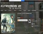 Crysis Origin Only1