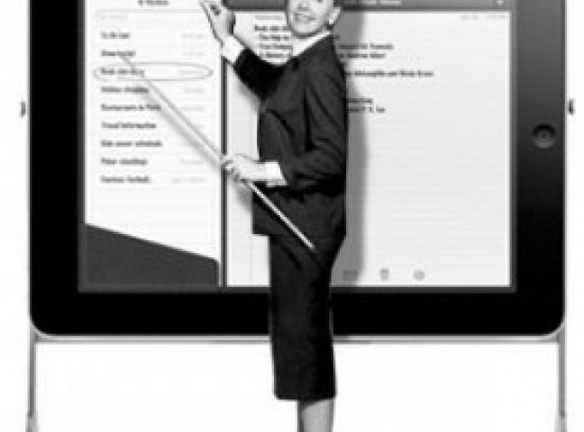 ipad blackboard