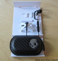 Gear Diary Earbud Review: Skullcandy FIX Earbuds photo