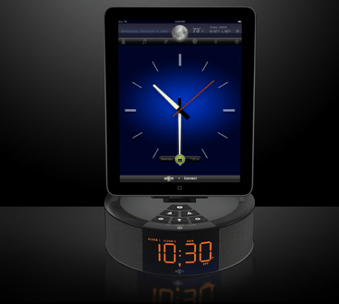 Gear Diary Review: Stem TimeCommand Clock Dock photo